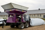 Машина для плющения зерна Murska W-Max 20СВ с упаковщиком