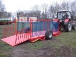 Прицеп для перевозки и взвешивания свиней ТС-3