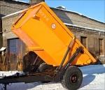 фото Полуприцеп самосвальный тракторный ПСГУ-6