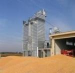 Зерносушилка шахтная Strahl серии FR
