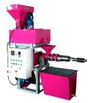 Пресс маслоотжимной шнековый МШ-200 с жаровней